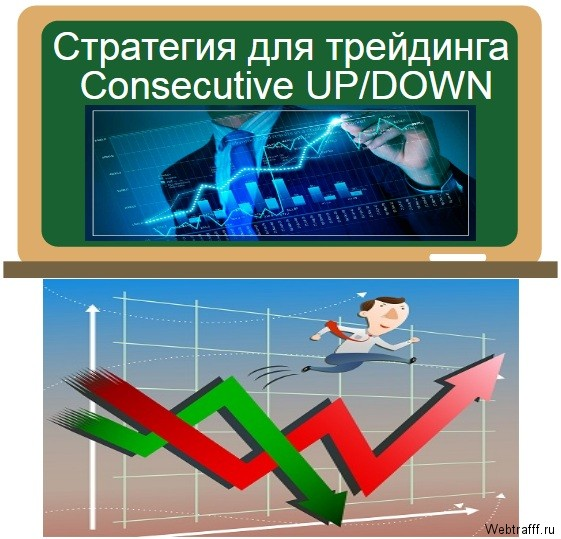 Consecutive UP/DOWN